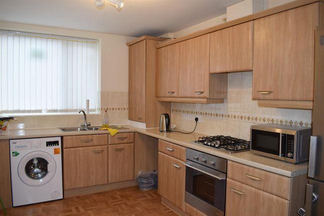 Lounge/Kitchen of Beckhampton Close, Grove Village, Manchester M13