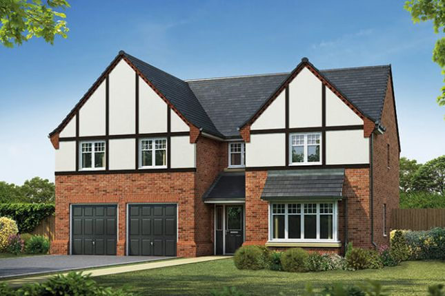 "Thumbnail Detached house for sale in ""The Dunstanburgh"" at London Road, Retford"
