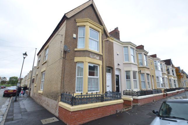 Thumbnail Terraced house for sale in Edinburgh Road, Kensington, Liverpool