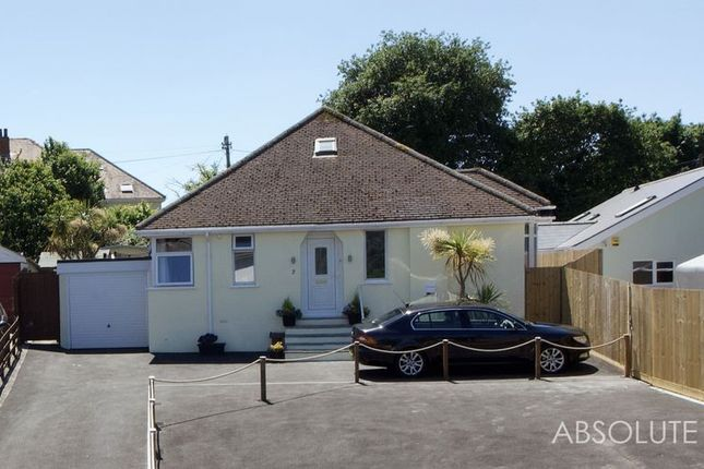 Thumbnail Detached bungalow for sale in Lyndhurst Avenue, Kingskerswell, Newton Abbot