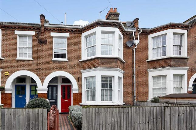 Thumbnail Flat for sale in Burntwood Lane, London