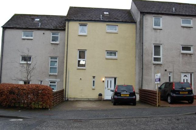 Thumbnail Town house to rent in Mains Drive, Erskine