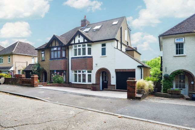 Thumbnail Semi-detached house for sale in Meadowlands, Bishop's Stortford