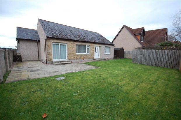 3 bed detached bungalow for sale in Reid Street, Elgin