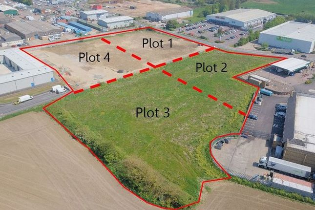 Photo 9 of 4 Plots Of Land, Phoenix Enterprise Park, Lowestoft Industrial Estate NR33