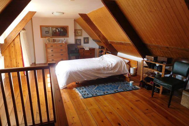 Loft Converted Bedroom