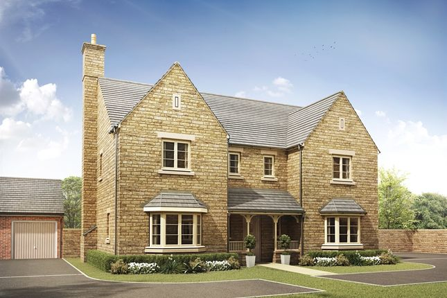 """Thumbnail Detached house for sale in """"The Tiddington """" at Malleson Road, Gotherington, Cheltenham"""