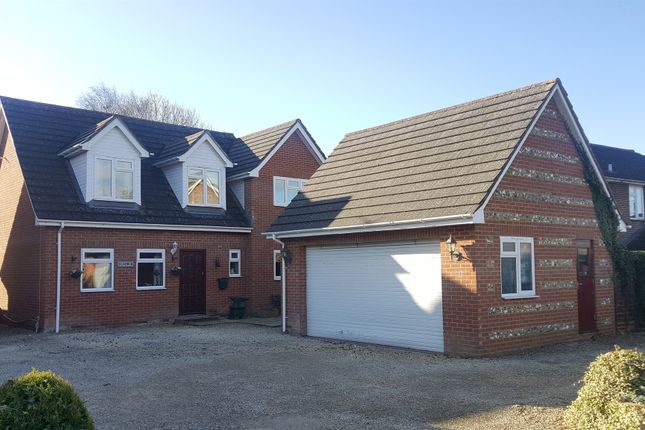 Thumbnail Detached house for sale in Boscombe Road, Amesbury, Salisbury