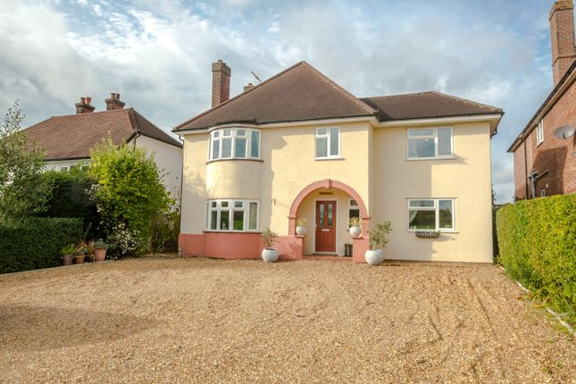 Thumbnail Detached house for sale in Wratting Road, Haverhill, Suffolk