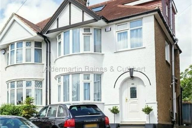 4 bed semi-detached house for sale in Rushgrove Avenue, Colindale, London