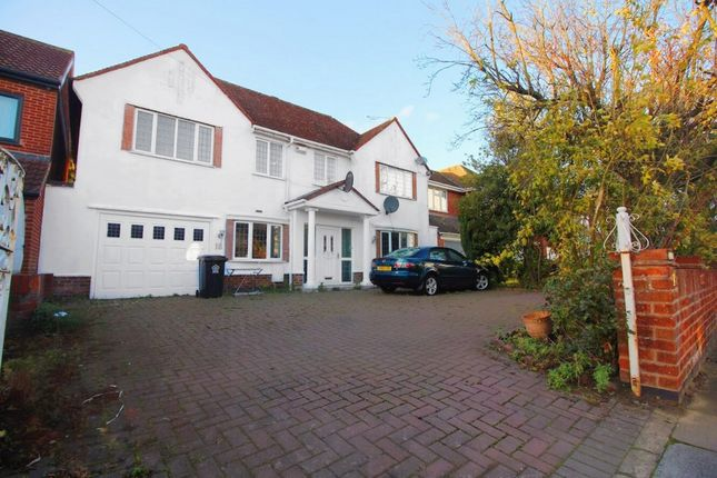 Thumbnail Detached house for sale in Thurnview Road, Leicester