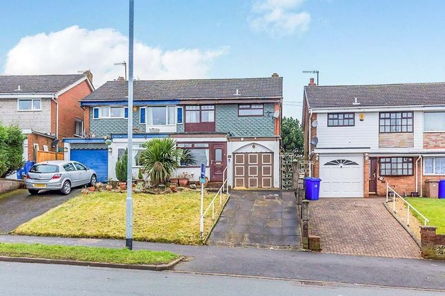 Thumbnail Semi-detached house for sale in Arbourfield Drive, Stoke-On-Trent