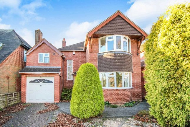 Thumbnail Detached house to rent in Ednam Road, Wolverhampton