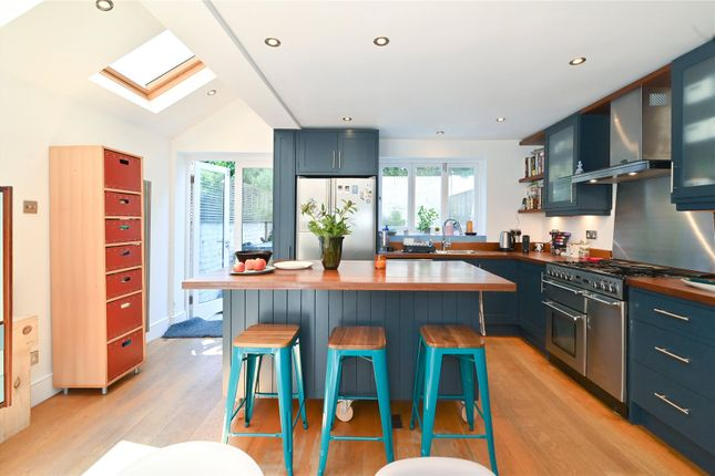 Thumbnail Detached house for sale in Darlan Road, Fulham, London