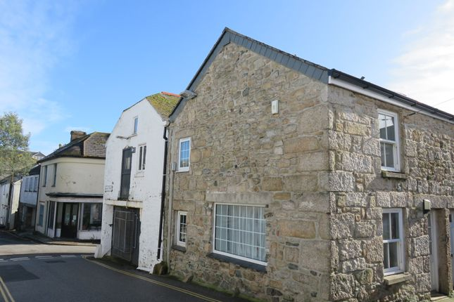 Thumbnail Town house to rent in Bread Street, Penzance
