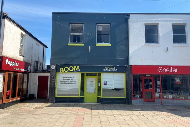 Retail premises for sale in Montague Street, Worthing, West Sussex