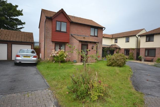 Thumbnail Detached house to rent in Porth Y Plas, Johnstown, Carmarthen