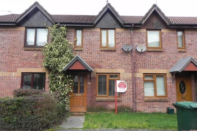 Thumbnail Terraced house to rent in Graig Y Darren, Godrer Graig, West Glamorgan.