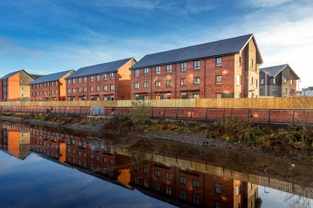 """Thumbnail Terraced house for sale in """"Leven"""" at Whimbrel Way, Braehead, Renfrew"""