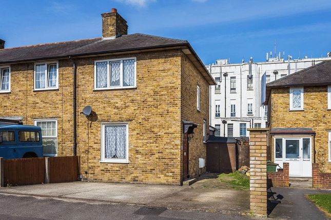 Thumbnail Terraced house to rent in Westminster Road, Sutton