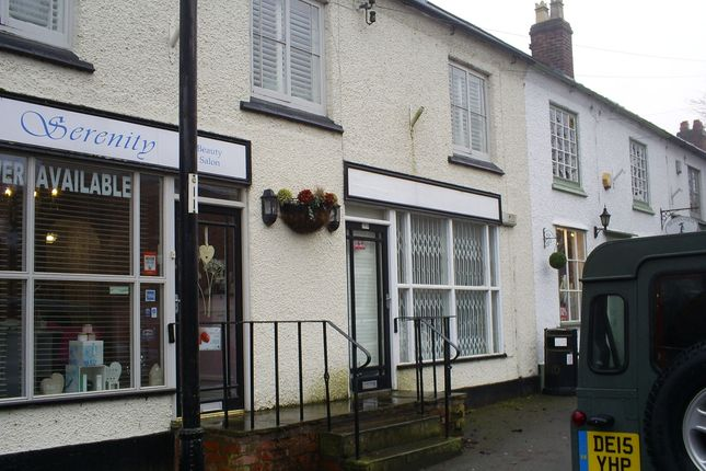 Thumbnail Retail premises to let in 36A High Street, Tarvin
