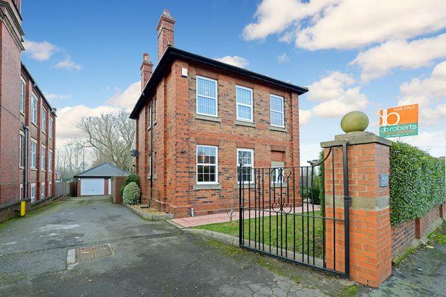 Thumbnail Detached house for sale in Hartsbridge, Oakengates, Telford