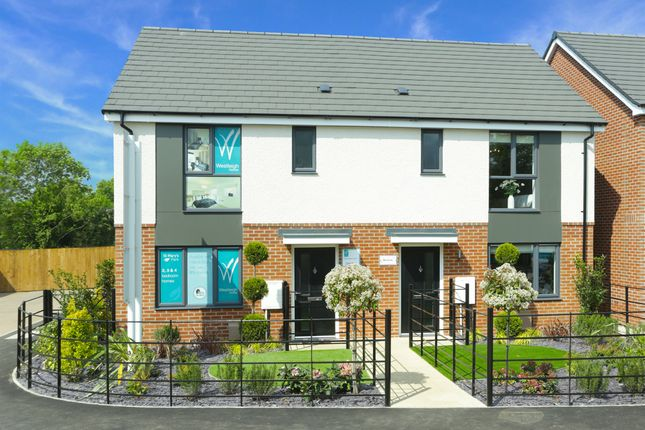 Thumbnail Town house for sale in Aylestone Road, Aylestone, Leicester