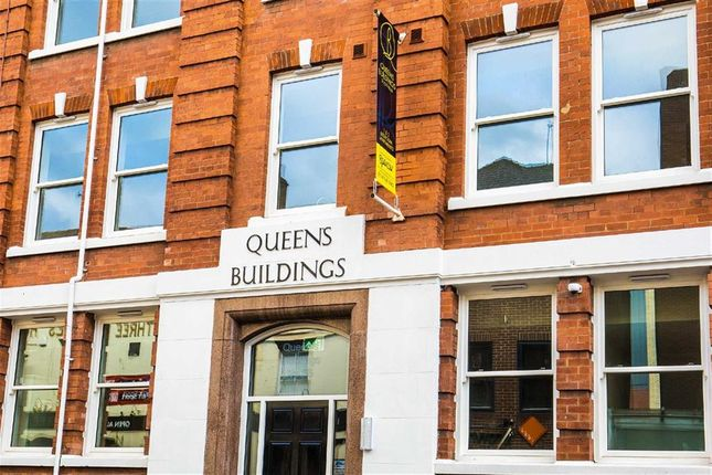 Thumbnail Flat for sale in 7 Queens Buildings, 55, Queen Street, City Centre