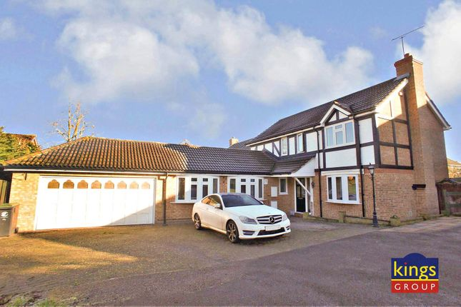 Thumbnail Detached house for sale in Farthingale Lane, Waltham Abbey