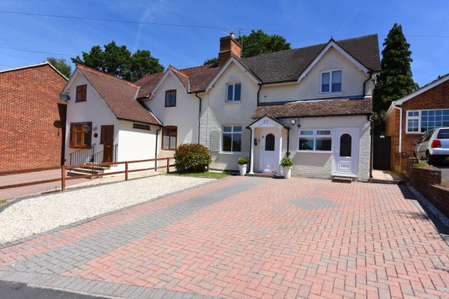 Thumbnail Semi-detached house for sale in Chiltern Road, Sandhurst