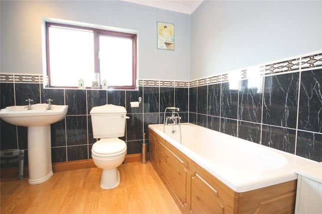 Family Bathroom of 30 Fairybead Park, Stainton, Penrith, Cumbria CA11
