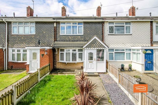Thumbnail Terraced house to rent in Somerfield Road, Bloxwich, Walsall