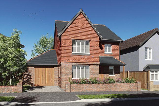 Thumbnail Semi-detached house for sale in Chelsham Road, Warlingham
