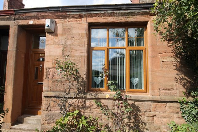 Thumbnail Terraced house for sale in Glasgow Road, Wishaw, Lanarkshire