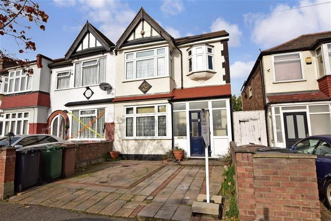 Thumbnail End terrace house for sale in Hampton Road, London