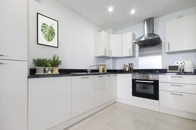 Kitchen of High Street, London E15