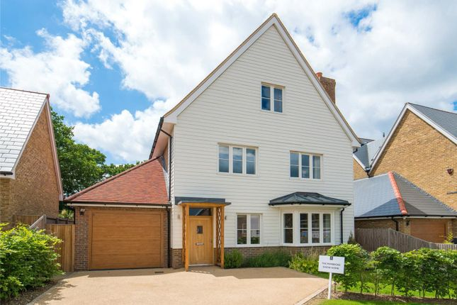 Thumbnail Detached house for sale in Chigwell Village, Chigwell Grange, High Road, Chigwell IG76Dp