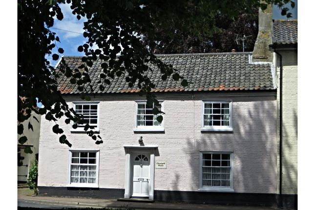 Thumbnail Semi-detached house for sale in Church Street, Hingham, Norwich