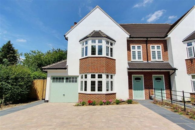 Thumbnail Semi-detached house for sale in Station Road, Tring