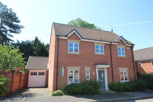 Thumbnail Detached house for sale in Beechwood Park Drive, Derby
