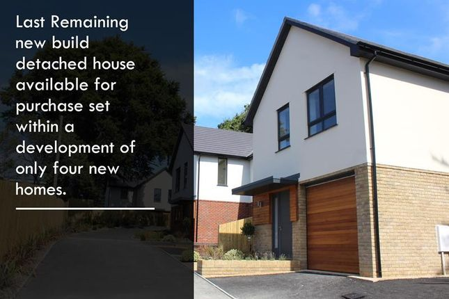 4 bedroom detached house for sale in Gorsehill Road, Oakdale, Poole