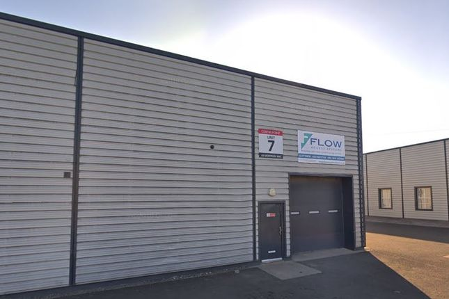 Industrial to let in Unit 7, Centrepoint, Hillington Park, Glasgow
