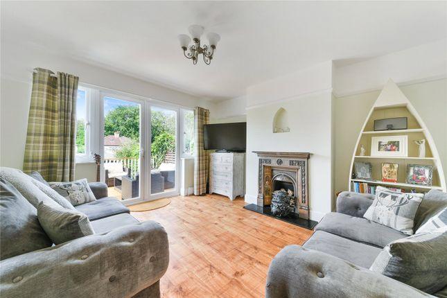 Thumbnail Semi-detached house for sale in The Ridgeway, Croydon