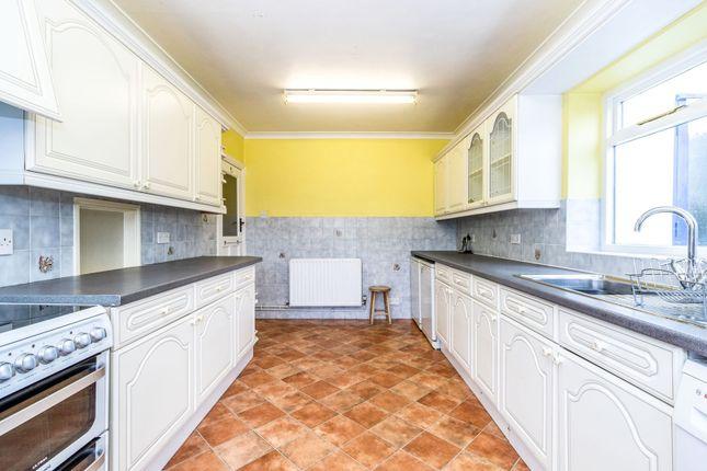 Kitchen of The Newlands, Wallington SM6