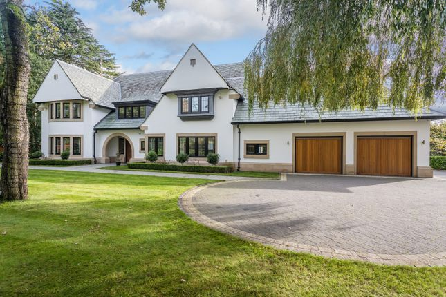 Thumbnail Detached house for sale in Broad Lane, Hale, Altrincham