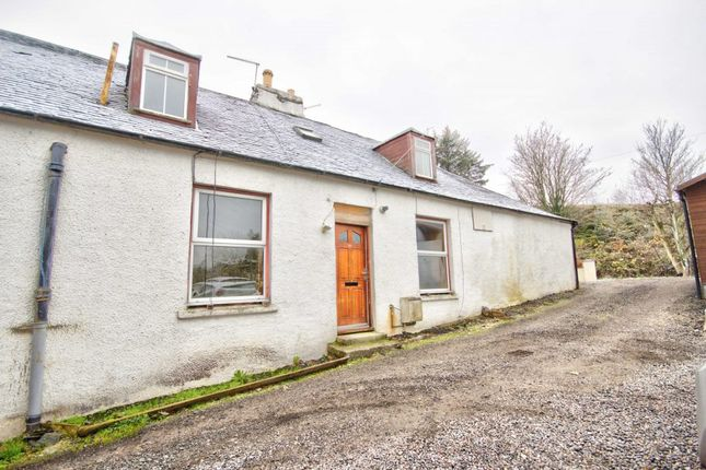 Thumbnail Cottage for sale in Mill Street, Dingwall