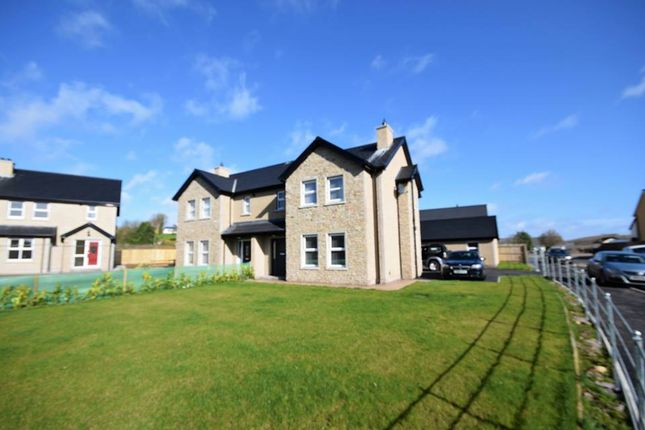 Thumbnail Semi-detached house for sale in Killyliss Manor, Eglish, Dungannon