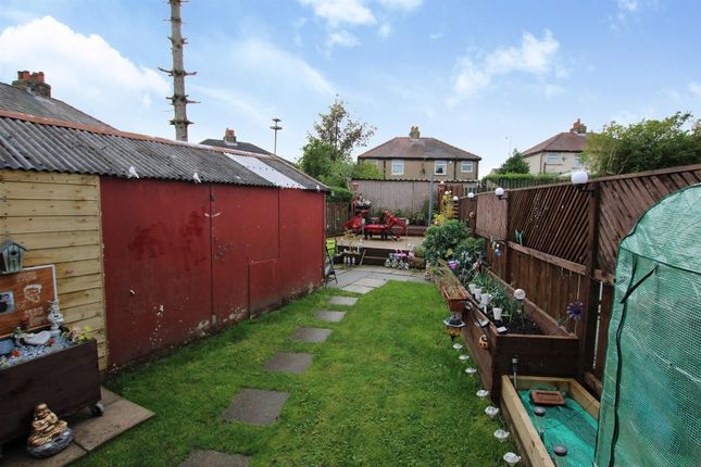 External of Eastbury Avenue, Bradford BD6
