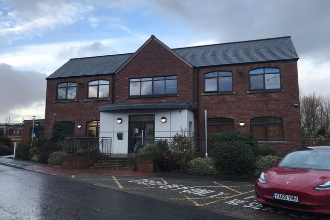 Thumbnail Office to let in Warwick Road, Riverside House, Rear Suite 4, Carlisle