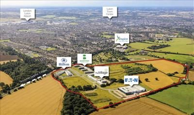 Thumbnail Office for sale in Design & Build At Butterfield, Great Marlings, Luton, Bedfordshire